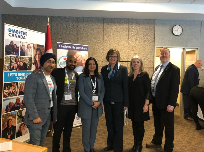 Leading Diabetes Organizations Call for Urgent Action to End Diabetes in Canada